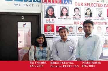 Elite IAS - Best IAS Coaching in Delhi- Topper