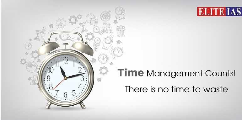 Time Management for IAS Exam - What is the best strategy to prepare for IAS Mains Exam?