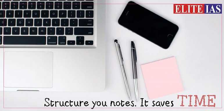 Make your IAS Notes -Elite IAS