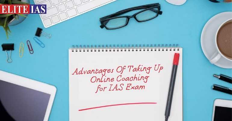 Online Coaching helps in your UPSC journey