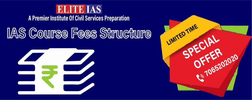IAS Coaching Fees in delhi
