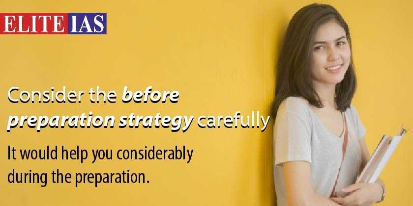 Strategy to Prepare for UPSC Exam