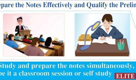 5 Tips to Prepare Effective Notes for Prelims 2020