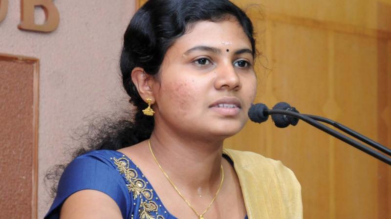 Shikha Surendran