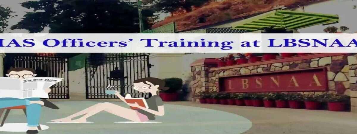 IAS Officers' Training at LBSNAA