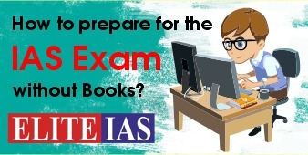 How to prepare for the IAS Exam without Books