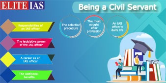 Being a Civil Servant