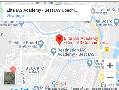 ias coaching in delhi - Mukharjee Nagar