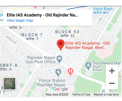 ias coaching in delhi - Old Rajendara Nagar