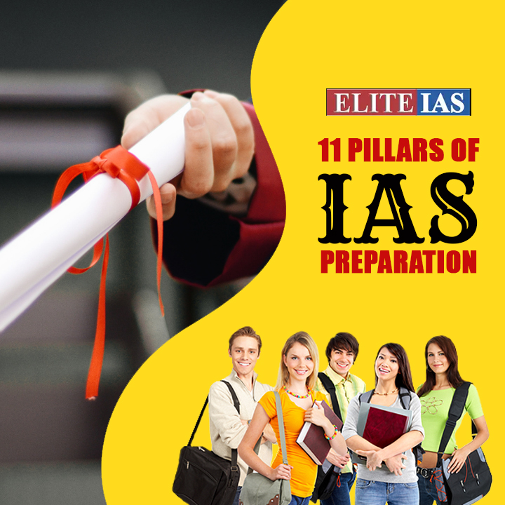 11 PILLARs OF IAS PREPARATION